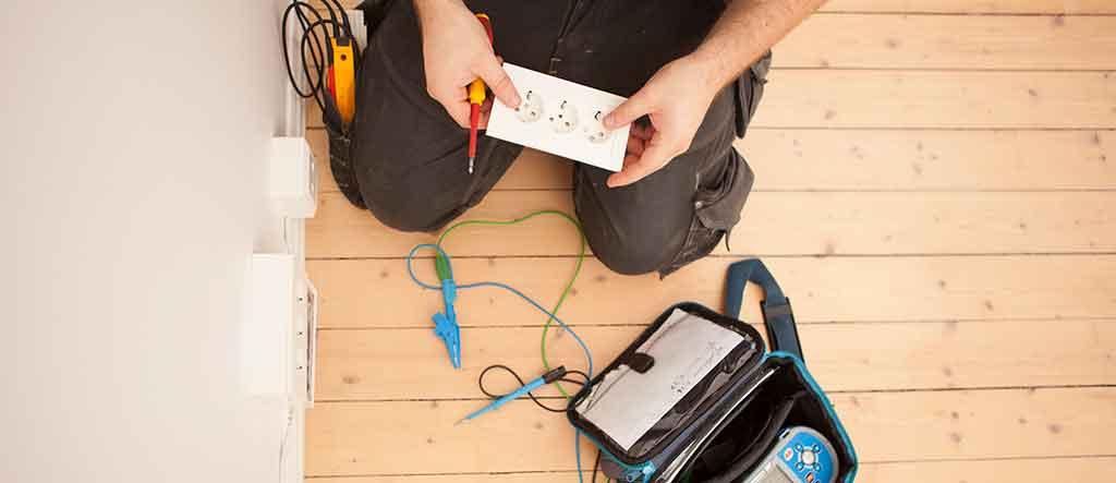 Elektriker befaring - Elmesteren